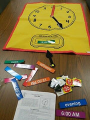 Clock  Kit Bulletin Board