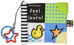 AB - Feel n Learn Soft Book
