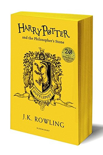 Harry Potter and the Philosopher's Stone: Hufflepuff Edition (Paperback)