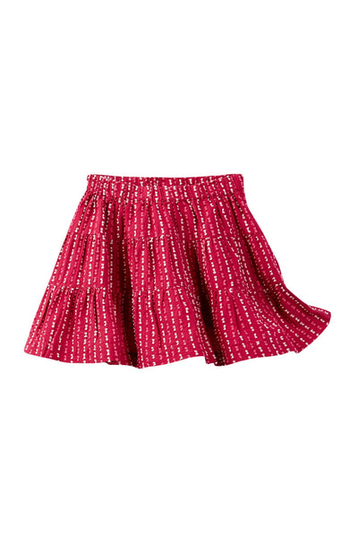 Tea Collection - Karuli tiered skirt
