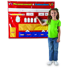 Pocket Charts - Measurement & Estimation