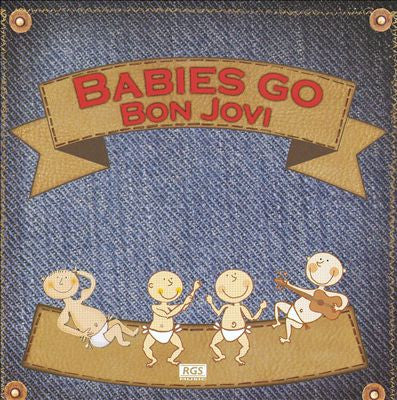 Babies Go - Music CD
