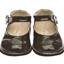 Beba Bean - Black Patent Mary Janes