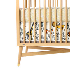 Dwell Studio - Canvas Crib Skirt*
