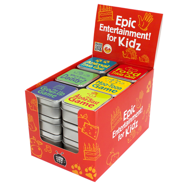 Epic Entertainment For Kids