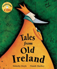 Barefoot Books - Tales from Old Ireland w/CD