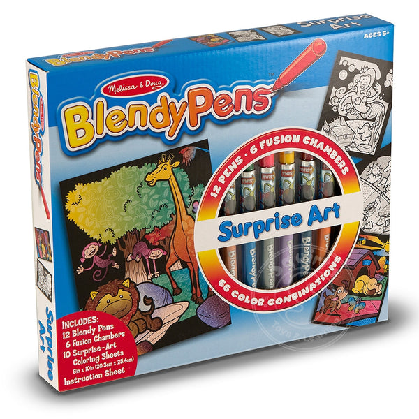 Melissa & Doug - BlendyPens - Surprise Art