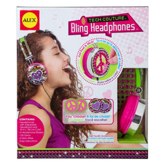 Alex - Bling Headphones
