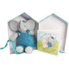 CE- Alvin the Elephant Deluxe Gift Set