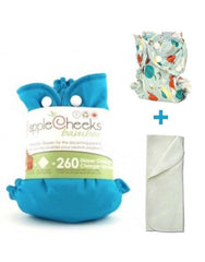 AppleCheeks - Bamboo Bundle (All-in-One) Diapers