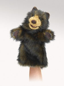 Folkmanis - Bear Stage Puppet*