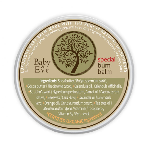 Baby and Eve - Special Bum Balm