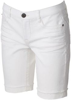 Creamie - Bermuda Shorts w/Star Embellished Pockets**