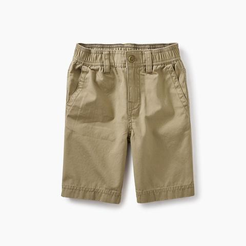 Tea Collection - Canvas Travel Shorts**