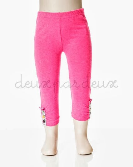 Deux par Deux - Solid leggings**
