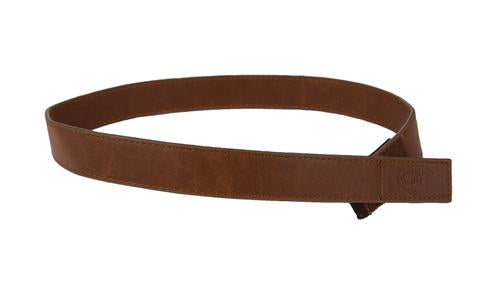 Myself Belt - Brown Leather Belt