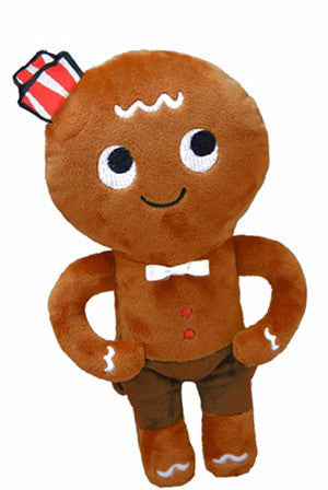 Gingerbread Man Loose in School Puppet