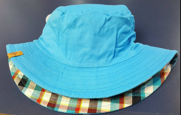 Aardvark - Boys Reversible Bucket Hat**