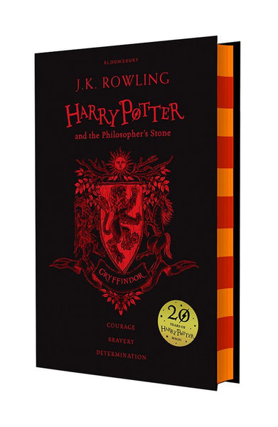 Harry Potter and the Philosopher's Stone: Gryffindor Edition (Hardback)
