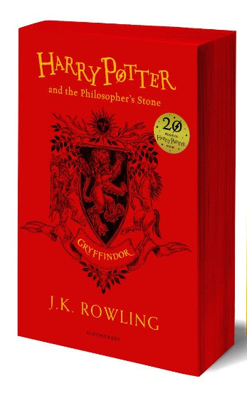 Harry Potter and the Philosopher's Stone: Gryffindor Edition (Paperback)