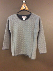 Creamie - Grey Sweatshirt*