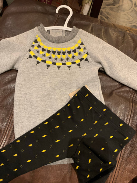 Electric Kids - Dress & Leggings Set*^