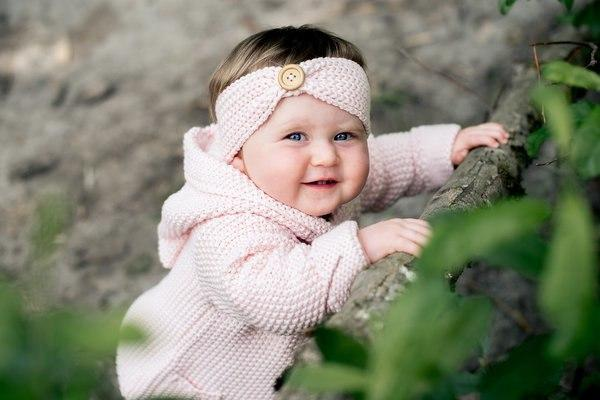 Beba Bean - Knit Headband