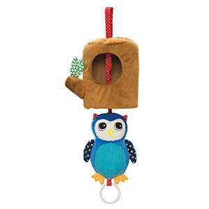 Manhatten Toy - Lullaby owl Musical Toy
