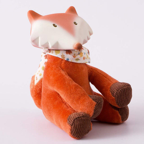 CE - Meiya & Alvin Fox Mini Plush toy