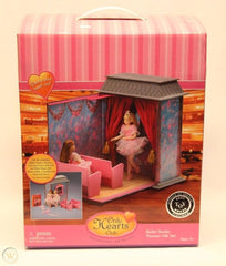 Ballet Studio Theater Play Set