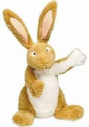 Kids Preferred - Large Poseable Nutbrown Hare