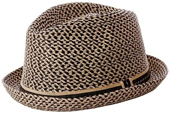 Fore!! Axel & Hudson - Two Tone Fedora