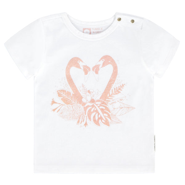 Tumble 'n Dry - 'Patti' Baby Girl Short Sleeve Tee