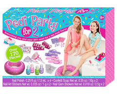 3C4G - Pedi Party Kit