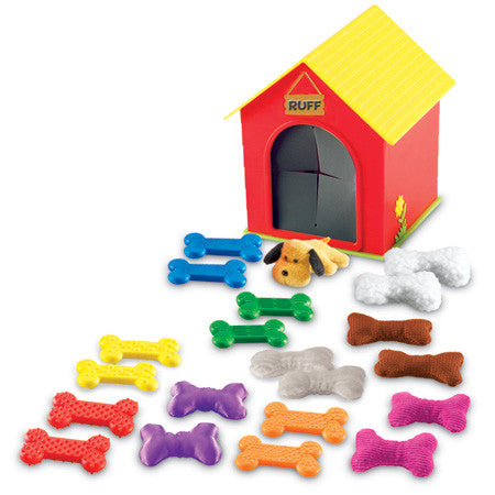 LER Ruff's House Teaching Tactile Set
