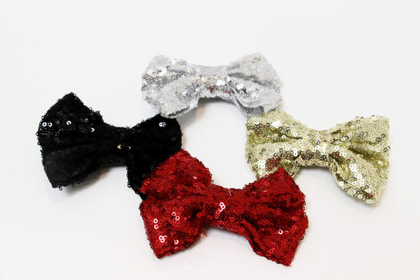 Babies and Bows - Ashley Sparkly Bow