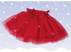 Bearington - Baby Twinkle Red Tutu