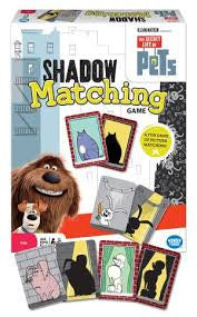 Secret Life of Pets Shadow Matching Game*