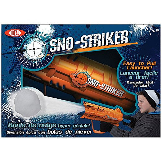 Sno-Striker Snowball launcher