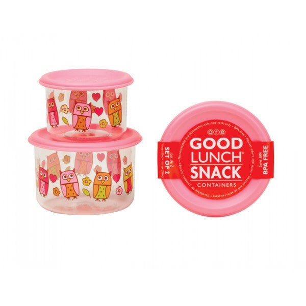 Sugarbooger -  Good Lunch Snack Container