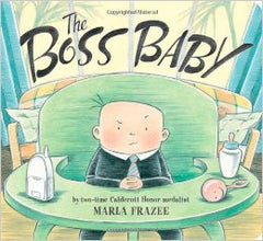 The Boss Baby Board Book
