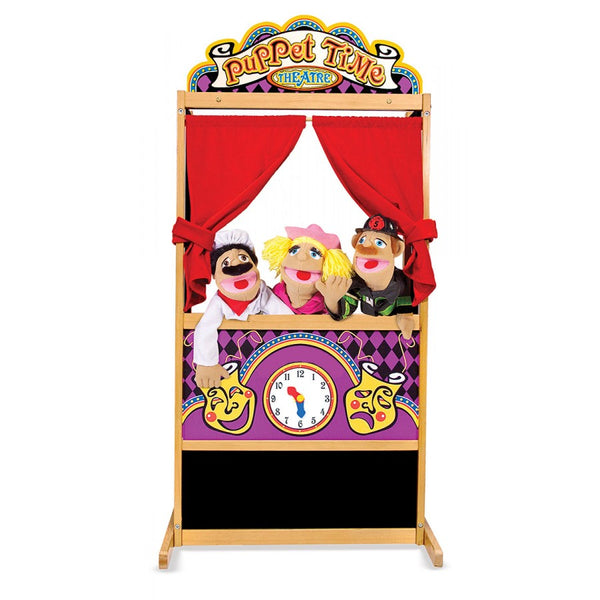Melissa and Doug Puppet Time Theatre