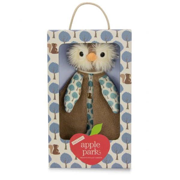 Apple Park - Organic Patterned Blankie