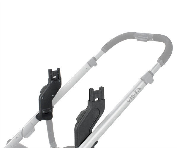 UPPAbaby - VISTA Upper Adapters (Double Configuration)