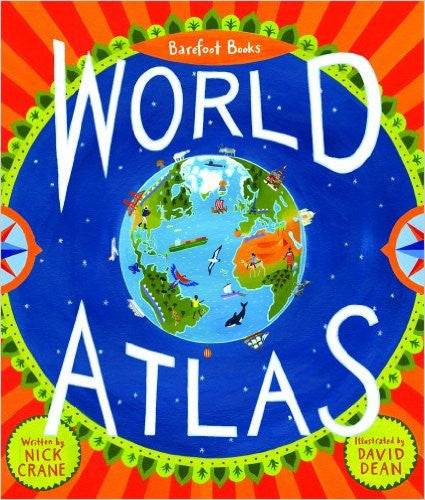 Barefoot Books - World Atlas