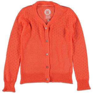 LCKR - Girls Cardigan*