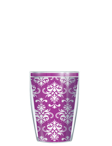 Purple Damask - Signature Tumblers - Tumblers -  - 3