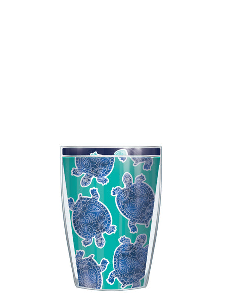Sea Turtle Teal Tumbler