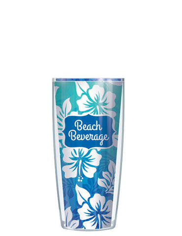 Blue & Teal Beach Beverage Tumbler - Signature Tumblers - Tumbler -  - 1