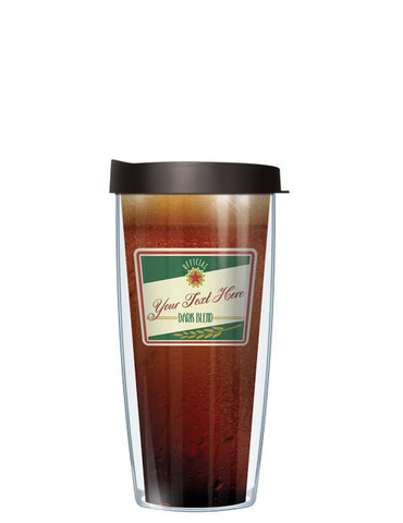 Personalized Text Official Brew Dark - Signature Tumblers - Tumbler -  - 2